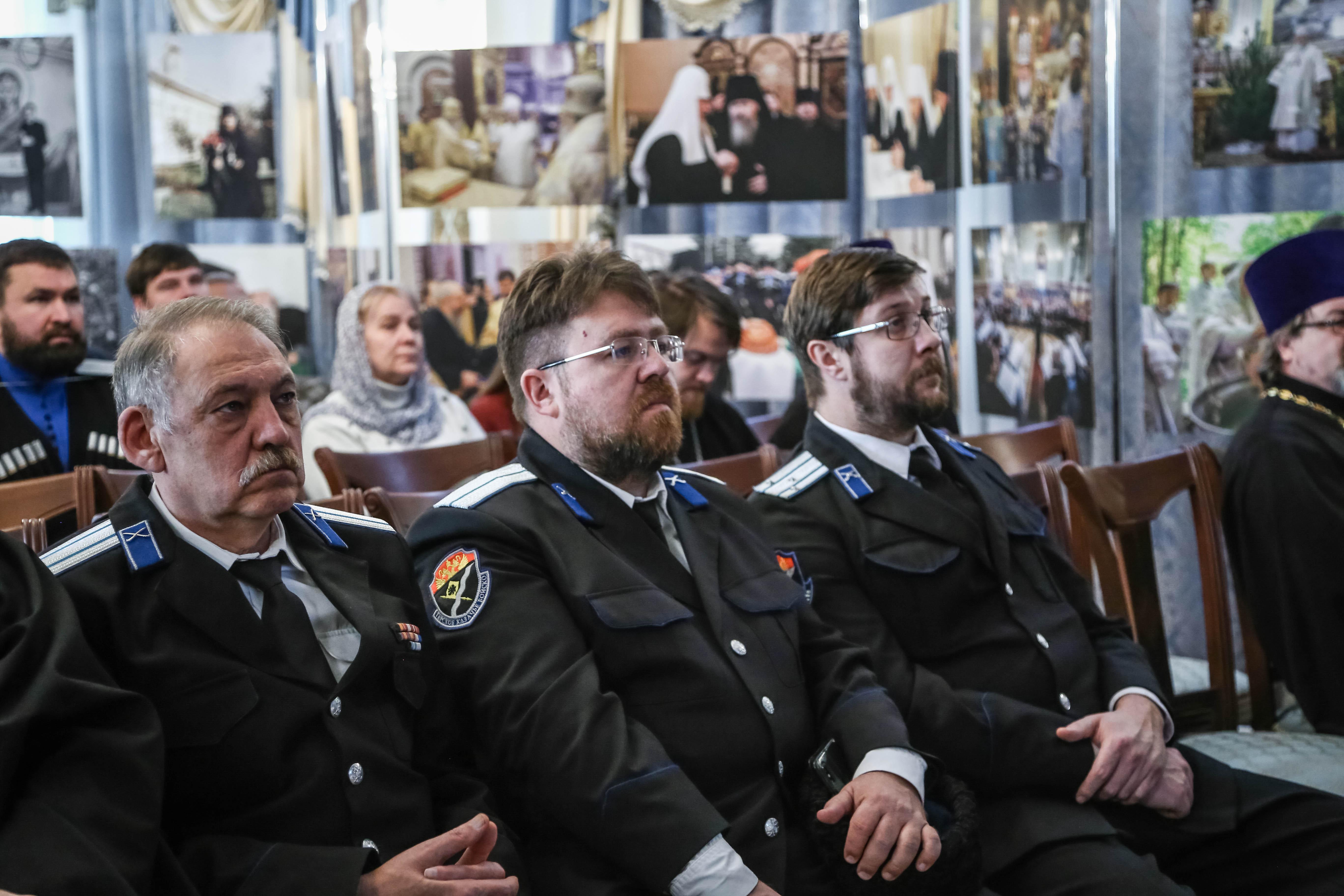 оснащается борис кириллов казачество фото для